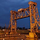 Working Man's Bridge!  by Mike Capone