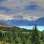 Mount Cook National Park II by Paul Duckett