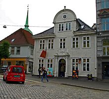 McDonalds in Bergen, Norway by Lee d'Entremont