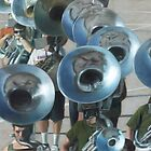 Ten Tubas by dbclemons