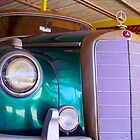 1955, Mercedes Benze, Germany by stilledmoment