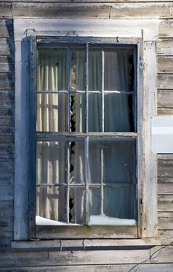 Through the Window Pane by Monica M. Scanlan
