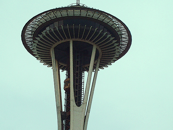 The Space Needle by Danielle Cardenas