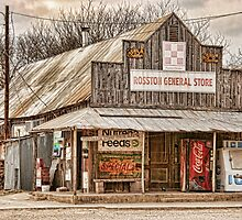 Rosston General Store by Susan Russell