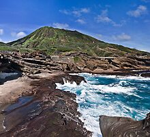 Lanaʻi Lookout and Koko Crater by Alex Preiss