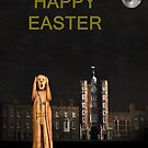 The Scream World Tour St James's Palace Happy Easter by Eric Kempson