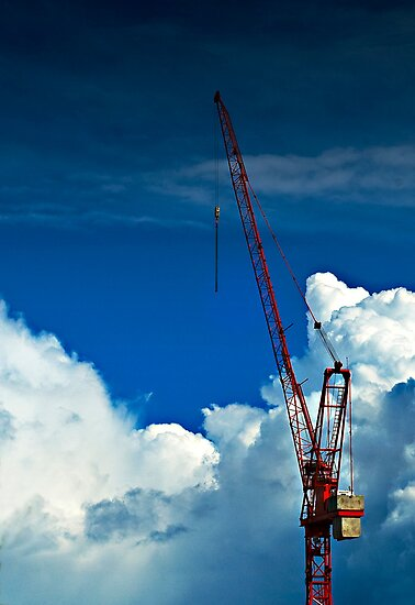 Cloud Construction by Jason Grace