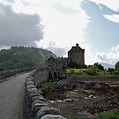 Eilean Donan Castle Entrance by ScottishVet