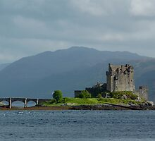 Eilean Donan Castle At a Distance 2 by ScottishVet