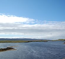 Dunvegan Castle Scenic View by ScottishVet
