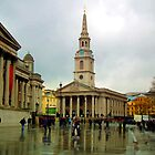 St. Martin in the Fields by ElsieBell