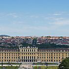 Schnbrunn Palace by Lee d&#x27;Entremont