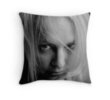 Whos going to fall down at your feet Throw Pillow