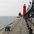 Short Walk On A Long Pier by Doty