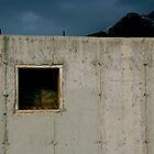 The Box in the Wall  - Urban Desert Series by illPlanet