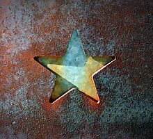 Rusty Star by Christopher Herrfurth