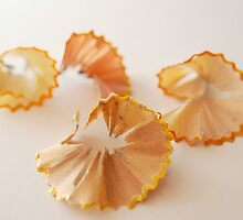 Pencil Shavings by Bellissimoyou