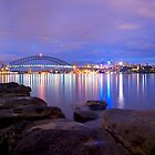 Stunning Sydney Harbour by donnnnnny