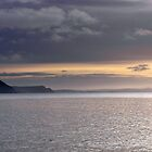 Lyme Bay Dorset UK Early February Morning by James  Key