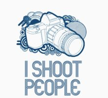 I Shoot People by Nikki Barcinas