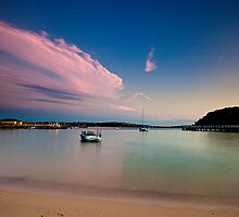 Clifton's Pastel Colours by MiImages