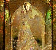 Angel of Crystal Light by Sharksladie