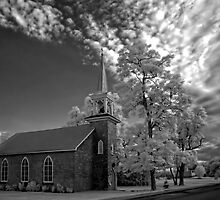 † ❤ † ❤ † ❤St. Andrews Church on Wolfe Island  Point Alexandria † ❤ † ❤ † ❤ by ╰⊰✿ℒᵒᶹᵉ Bonita✿⊱╮ Lalonde✿⊱╮