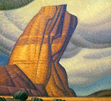 Labor Rock by Rob Colvin