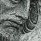 Stone Face  by heatherfriedman