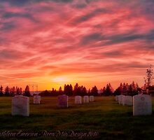 Solemn Sundown by rocamiadesign