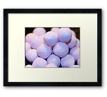 Strawberry Bon Bons Framed Print