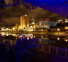 Adelaide City by Luisa Cavallaro