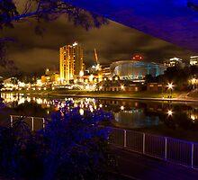 Adelaide City by Luisa Cavallaro