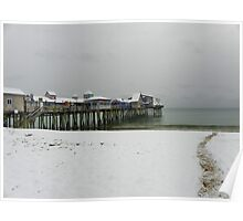 Old Orchard Beach, ME (best viewed larger) Poster