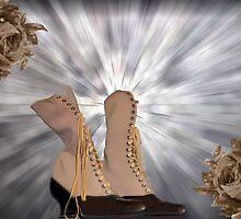 Victorian Lace Up Boots by ╰⊰✿ℒᵒᶹᵉ Bonita✿⊱╮ Lalonde✿⊱╮
