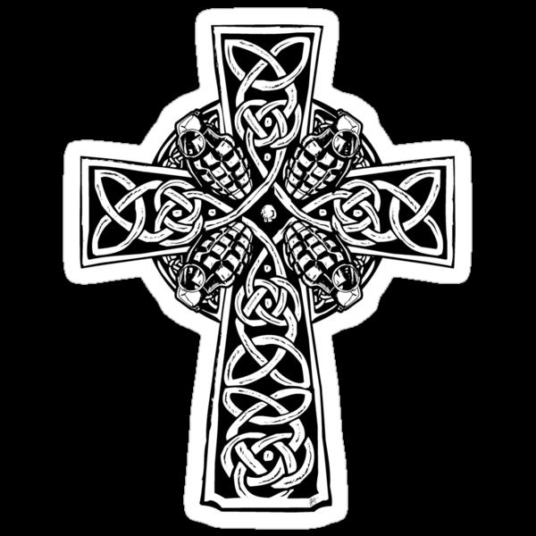 Irish Cross by ZugArt