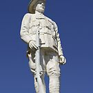 anzac soldier memorial by sharpbokeh