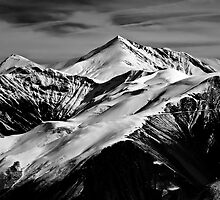 Le Plateau d'Emparis by Rémi Bridot