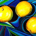 PortFolio...The Meyer Lemons by  Janis Zroback