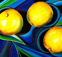 PortFolio...The Meyer Lemons by © Janis Zroback