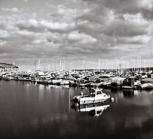 Achromatic Torquay by Stephanie Owen