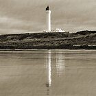 Covesea Lighthouse, Lossiemouth by OpalFire
