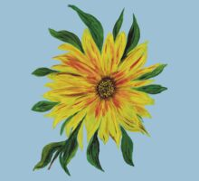 Sunflower Sunshine of Your Love  by Anne Gitto