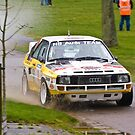 Audi Sport Quattro  by Willie Jackson