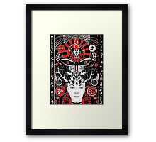 Within a Blink of Alchemy Framed Print