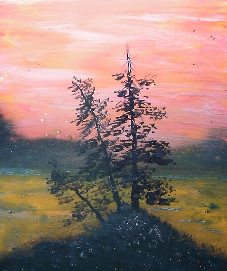 Tamarack Three by linmarie
