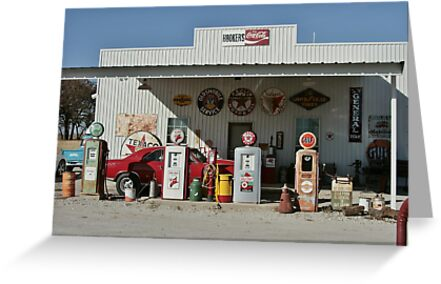 Old Country Store by Susan Russell