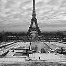Paris in the Wintertime by S T