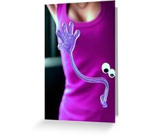 Only mirror :( Greeting Card