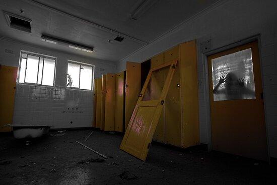 Changed Room by Jocelyn  Parry-Jones